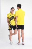 li ning - Li Ning Man s London Olympic Games T Shirt shorts Table Tennis Ping Pongwholesale Li Ning Man s L
