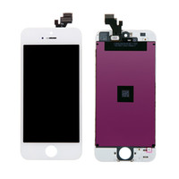Wholesale 10PCS LCD For iPhone G Free Fedex EMS DHL Ship with touch screen Full set Assembly White and black color