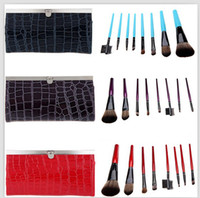 8 PCS Makeup Make UP Brush Set Women Purse Makeup Make Up br...
