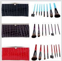 8 PCS Makeup Make UP Brush Set Women Purse Makeup Make Up br...