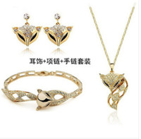 2014 NEW High Quality !! Sparkle Crystal 18K Gold Plated Jew...