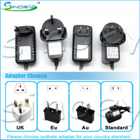 Wholesale Top Quality V A Plug Charger Adapter with MM Jack V Hz suit for Allwinner Actions Rockchip Android Tablet PC Cellphone