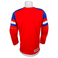 Cheap Team Russia 2014 Olympic Red Hockey Jersey