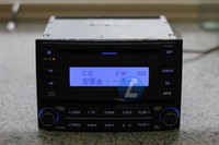 Cheap 2011 New Yuet modern CD player with MP3 AUX truck can be changed modern car stereo CD home CD