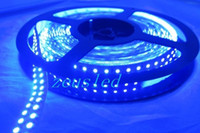 Wholesale Double row non waterproof led strip meter DC12V red blue green yellow white color