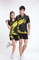 Polo li ning - Li Ning Man s London Olympic Games T Shirt shorts Table Tennis Ping Pong
