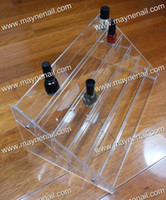 clear Jiangxi, China (Mainland) Yes Nail polish display shelf for 48pcs nail polish bottles