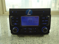 Best car Hyundai Sonata CD player Yashiro Dipper free ship Elantra Tucson CD player USB AUX lorry
