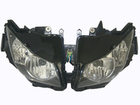 Wholesale Motorcycle Headlight Fit For Honda CBR RR CBR1000RR Front Headlight Headlamp Assembly Clear With Top Quality