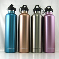 Wholesale 1000ml stainless steel Sports Water Bottle keep warm cup thermos flasks