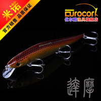 Wholesale mm g Hard Minnow Bait Fishing Lures Best Quality VMC Hook