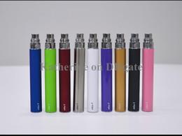 Cheap Ego t Battery 650mah 900mah 1100mah for Electronic Cigarettes E Cigarettes E-cig Kit Various colors