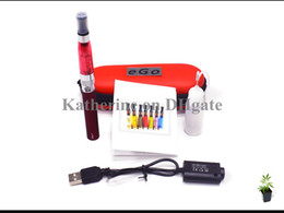 CE4S Kits E Cigarette Kits 650mah 900mah 1100mah eGo-T Battery CE4+ Atomizer Clearomizer Replaceable Coil eGo Case Various Colors Available