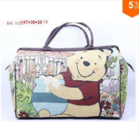 Wholesale new women travel bags High Quality sports bag women men shoulder bags Big men and women travel bag