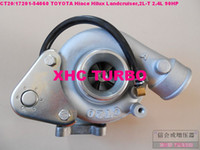 CT20 toyota engine - CT20 Turbocharger for TOYOTA Hiace Hilux Landcruiser Engine L T L HP
