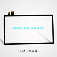 Wholesale TouchKit quot Projected Capacitive Touch Screen with Black Frame and Multi Touch