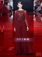 beautiful abayas - new vestidos long sleeve luxury gala dresses crystal DUBAI ABAYA GOWN PARTY BEAUTIFUL DESIGN KAFTANE Celebrity Dresses