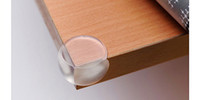 angle shelving - Hot sale Round Corner Protectors Corner Cushions For Glass Tables Or Shelves With M Sticker Baby Safe