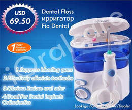 Wholesale OC New Arrival Waterpick Irrigator Portable Oral Irrigator Dental Floss Water Flosser Irrigation Water Pick