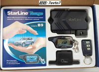Wholesale Factory Russian Version Two Way Starline Car Alarm Security System Starline B9 With Remote Engine Starter