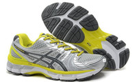 Wholesale asics gel kayano running shoes men good quality asics brand male sports sneakers size40 good running shoes