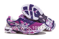 Wholesale the New color asics shoes women gel noosa tri sneakers asics brand size36 fashion asics running shoes