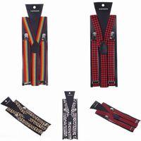 Wholesale Women Men Elastic Suspenders Stretchy Braces Dress Suspender Style Choose DCE