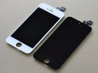 Wholesale front assembly lcd display touch screen digiti for iPhone G Black White