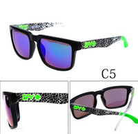 Wholesale Quality guaranteed AAAA Quality Outdoor HELM Ken Block Sunglasses Cycling Driving Sports Sunglasses Fashionsble Accessories Colors