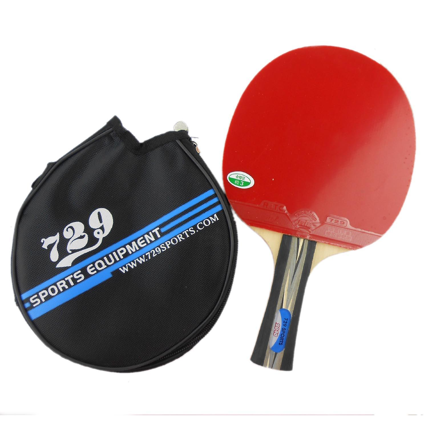 Ritc 729 Friendship 2040 Pips In Table Tennis Ping