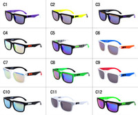 Wholesale Factory price AAA Quality HELM Ken Block Sunglasses Cycling Driving Sports Sun glasses Colors Good quality