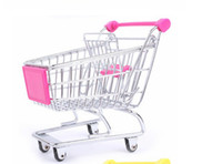 Wholesale shopping cart holder phone