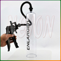 Male TPR+ABS 340mmX65mm Hot Sale, Penis Enlarger, Penis Extender, Vacuum Enhance Penis Pump, Adult Products, Man's Sex Toy, Adult Products