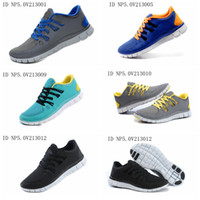 Climbing Flat Unisex Newest 2014 AIR TRAINER Free run Series wholesale Men Women Shoes Sports Sneaker Lightweight sole walking shoes 21 COLORS Size 36-44