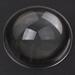 Wholesale 75mm Car Light Convex Lens Optical Glass Condenser Lens