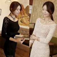 Casual Dresses Halter Mini new 2014 european style Women's elegant sexy lace patchwork tight-fitting hip slim girl Bandage dress Celebrity Summer Party Bodycon Dresses