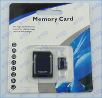 Wholesale 64GB SD card hot selling for canon camera D D D D d d d d gb Micro sd card class TF Card gift DHL