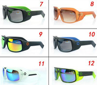 Wholesale New Arrivals AAA Quality Fashion Sunglasses Outdoor Sport SPY Glasses Reflective Cycling Driving Retro Sunglasses