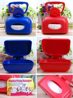 Wholesale Practical Blue and Red Pet Poop Scooper PP Dog Poop Cleaner