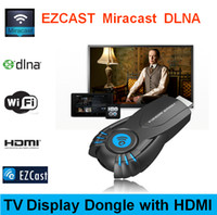Wholesale VSMART v5ii Miracast Ezcast Dongle Streaming Media Vedio Game to HDTV HDMI Wifi Like Chromecast Airplay DLNA