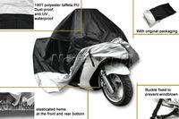 Wholesale Neverland Motorcycle Motor Bike Scooter Waterproof UV Dust Protector Rain Cover
