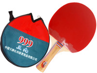 Wholesale 999 A A A star star star Pips In Table Tennis Ping Pong Racket a Bat Case