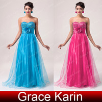 2 Colors Freeshipping Sexy Sweetheart Sequins Prom Dresses O...