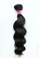 Wholesale TOP QUALITY Nature Color Wefts g Indian Remy Human Hair Extensions Inches