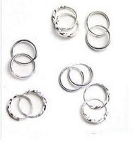 Wholesale Fashion jewelry Harmonie fashion jewelry silver earrings Hoop earrings women s models cannabis