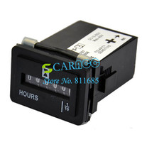Wholesale New AC DC V V Tach Hour Meter For Magneto Powered Small Engine TK0284