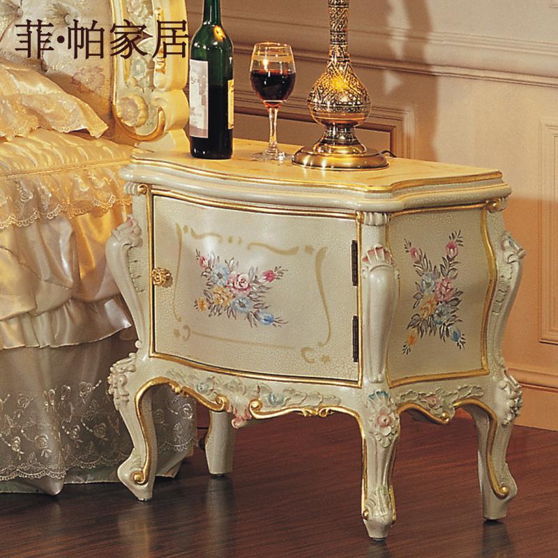 Hand Carved Bedroom Furniture : Hand Carved Nightstand Bedroom Furniture Palace Royal Furniture ...
