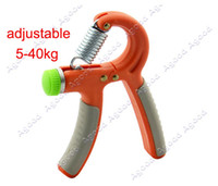 Wholesale New Adjustable KG Forearm Exerciser Heavy Grips Hand Grippers Strength Training Power Lifting