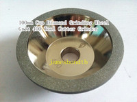Wholesale 100mm Cup Diamond Grinding Wheel Grit Tool Cutter Grinder
