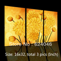 Wholesale Framed Panels Handmade High End Abstract Oil Painting canvas wall art framed oil paintings on canvas flower hand painted